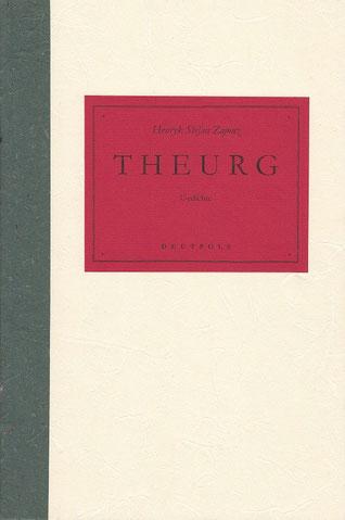Stefan Zajonz, Theurg, Gedichte / gedruckt auf Zeta-Zander-Papier, Awagami-Japanpapier, Artoz, Seidenfolie / Deutpols, 14 Expl., 01.11.2001, Bonn-Bad Godesberg