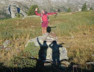 balade randonnée bien-être ariege pyrenées