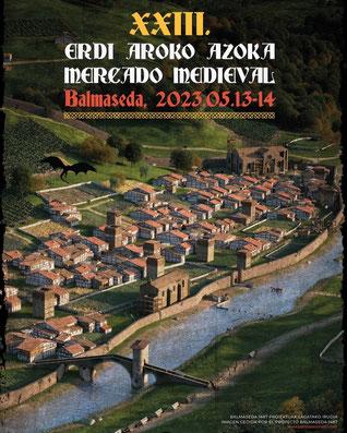 Programa del Mercado Medieval de Balmaseda