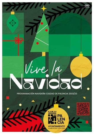 La Navidad en Palencia programa