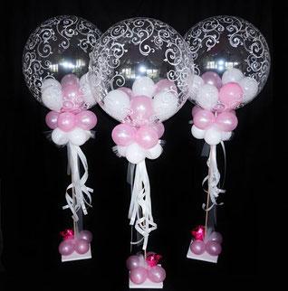 Baby Geburt Geschenk Überraschung Mitbringsel Krankenhaus Mama Baby Mädchen Junge Willkommen Gruß Versand Luftballon Ballon Heliumballon  Ständer Taufe Party Deko Dekoration