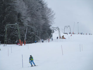 Steinberglift nur 300 Meter entfernt