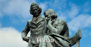 Hanau, die Geburtsstadt der Brüder Grimm entdecken!