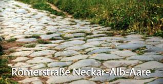Die Römerstraße Neckar-Alb-Aare auf FERIENSTRASSEN.INFO