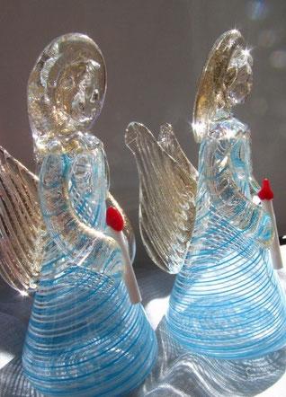 ベネチアングラス 天使