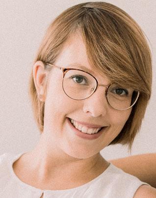 Sachbearbeiterin Isabel Zimmermann
