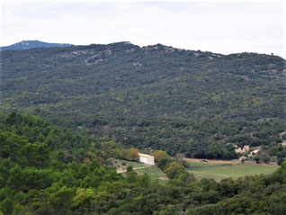 Lambruisse et la Montagne des Ubacs