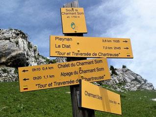 Tour de la Chartreuse : séjour itinérant du 19 au 27 juin 2019