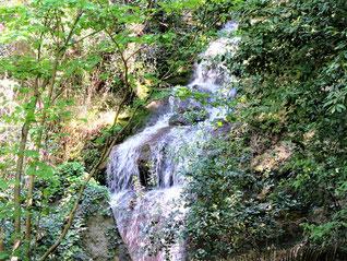 Cascade de la Poudrerie Royale
