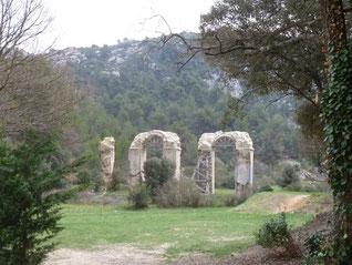 Meyrargues et le Jas de Ligourès : 3 avril 2016