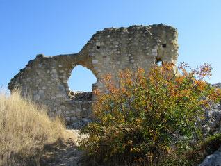 Les gorges du Régalon, le Vieux Mérindol : 15 octobre 2017