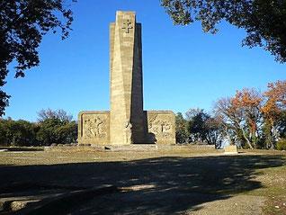 Mémorial du plateau de Manivert