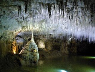La grotte de Choranche