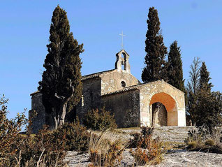 La chapelle Saint Sixte