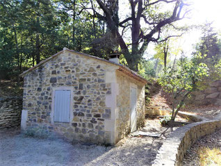 La cabane du Garde