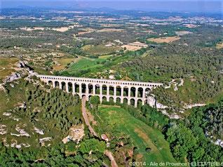 L' aqueduc de Roquefavour