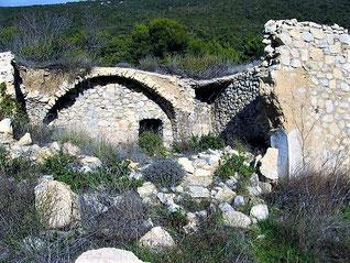 Ruines de la Bastide du Bois (XVII° sicle)