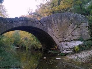 Le pont à la Coquille