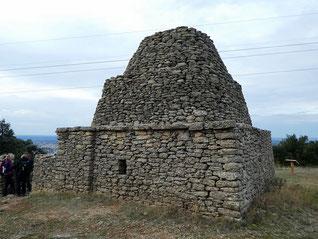 Le Tallagard et la chapelle Saint Martin : 14 janvier 2018. Randonnée galette des Rois