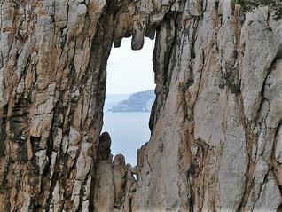 Les falaises de Devenson : 17 février 2019