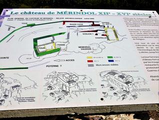 Les gorges du Régalon, le vieux Mérindol : 12 septembre 2021