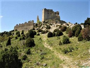 Le château de la Reine Jeanne