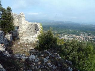 Le Mont Piegu et la Colline Saint Jean : 5 octobre 2014