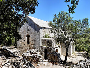Chapelle Ste Anne de Goiron