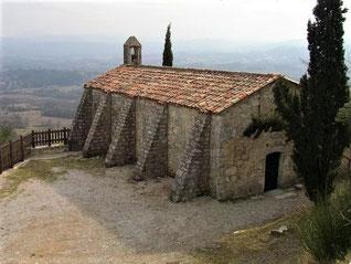 Chapelle du Puy Saint Réparade