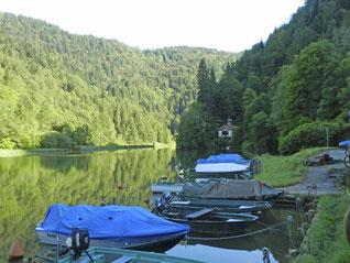 Traversée du Jura : 25 juin au 1°juillet 2016