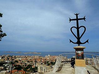 Marseille à pieds : dimanche 10 juin 2018