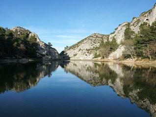 De St Remy aux Baux de Provence : 10/01/2016
