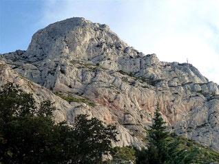 Le Sentier Jaune (Ste Victoire) : 23 novembre 2014