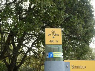 Bonnieux - Pas de la Truie