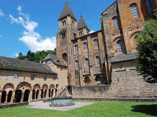 L'Abbatiale Ste Foix de Conques
