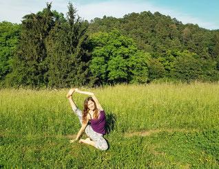 Yoga, Nadine Rumpler