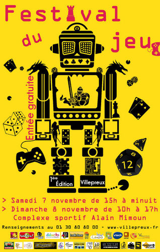 nouveau festival à Villepreux en région parisienne