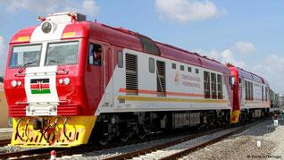 Madaraka Express Nairobi-Mombasa
