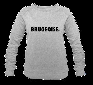 """BRUGEOISE NEW CITY"" SWEATER 75€"