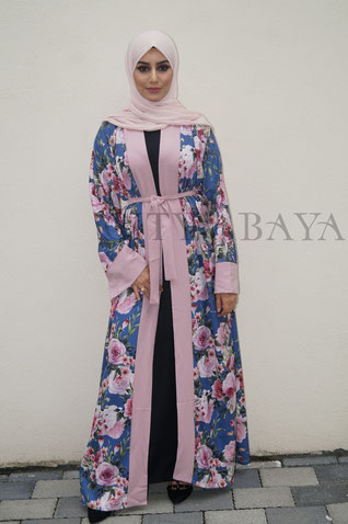 Kimono Flower