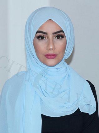 Strech Chiffon Hijab