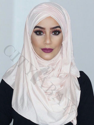 Hijab Cros Loop