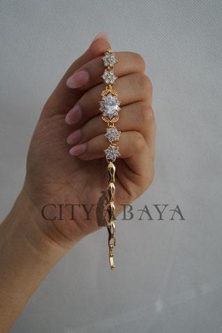 Armband Golden Look
