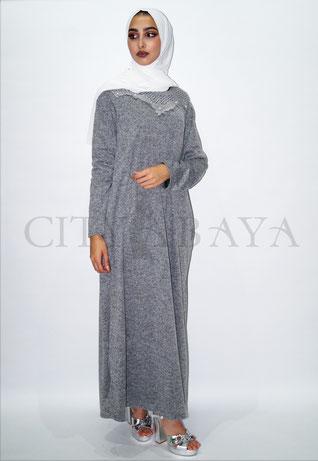 Winter Abaya Ilham