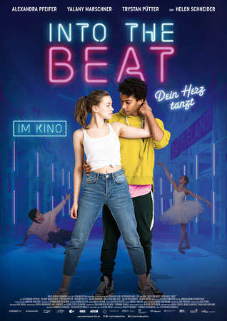 Into The Beat Plakat