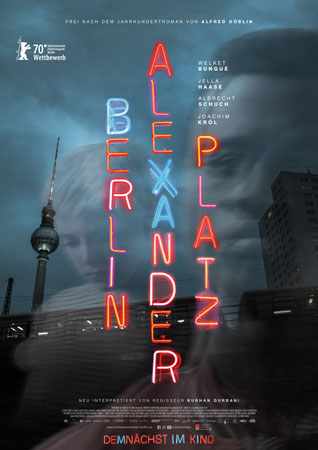 Berlin Alexanderplatz Plakat