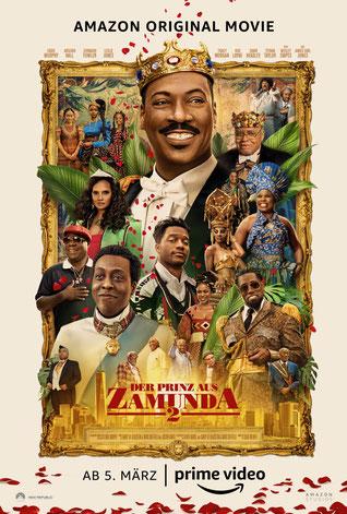 Der Prinz aus Zamunda 2 Poster