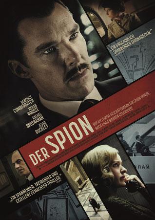 Der Spion Poster