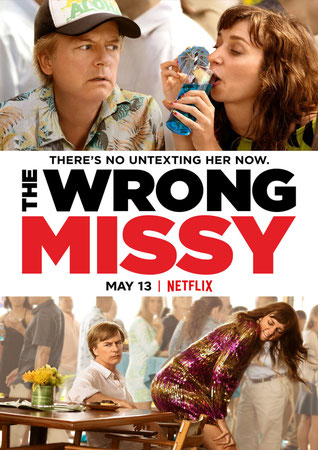 The Wrong Missy Plakat