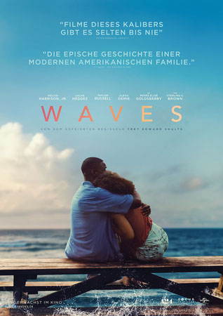 Waves Plakat